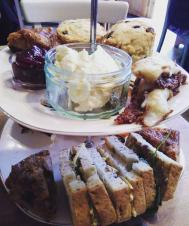 Afternoon Tea (Vegan and Gluten free options)