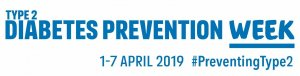 Diabetes Prevention Week (1-7 April)